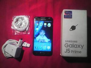 Samsung Galaxy J5 Prime Color Azul Como