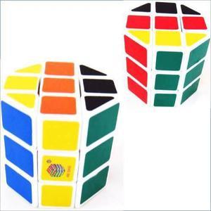 Tipo Rubik Tambor Cuerpo Blanco Desafío Mental Speed Cube