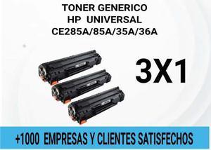 Toner Generico Impresora Hp Laserjet Pro M Pw P