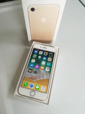 iPhone 7 de 32Gb Gold Full