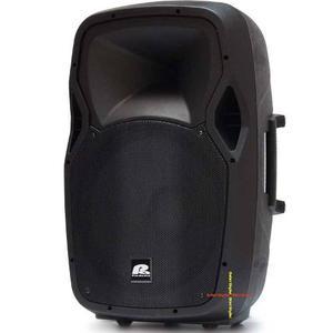 Cabina De Sonido Profesional Proaudio 15 Pulgadas Bluetooth