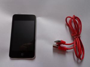 Ipod Touch 4g 16gb Color Negro