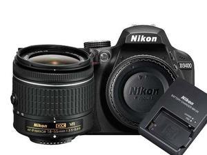 Camara Nikon D Kit De Lente mm Vr Profesional