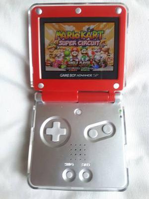 Gameboy Advance Sp 101 Ed Especial Mario Vs Donkey Kong