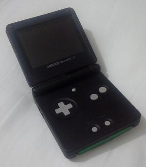 Gba Sp - Gameboy Advance Sp - Modelo Ags 101