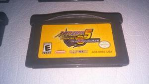 Megaman Battle Network 5 Nintendo Gameboy