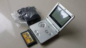Nintendo Gameboy Advanced Sp Completo Original