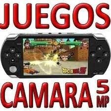 Psp Mp5 Vita Juegos De Ps1 Y Nintendo 64