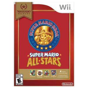 Videojuego Super Mario All Stars Ns - Nintendo Wii