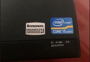 Lenovo Thinkcentre M91 Intel Core I5 Ram 4gb Disco1tb