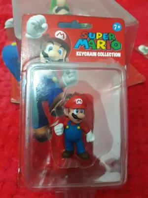 Mini Figura De Mario Bros