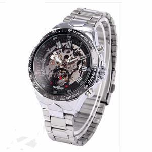 Reloj Hombre Winner Automatico 016 Reloj Skeleton