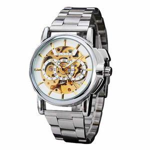 Reloj Hombre Winner Automatico 064 Reloj Skeleton