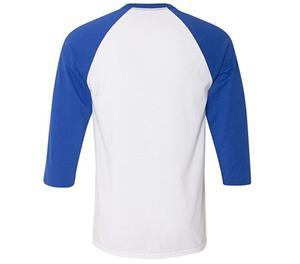 Camisetas manga ranglan 34 para hombre y mujer