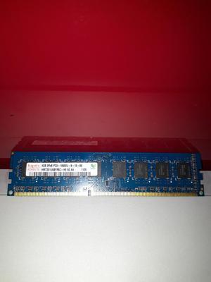 Memoria RAM DDR3 4GB de Escritorio $
