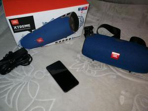 Parlante Jbl Xtreme Y Celular P10 Lite