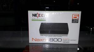 Switch 8 Puertos Nexxt
