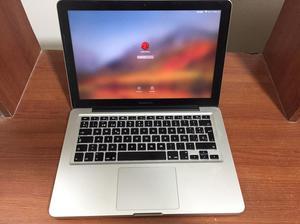 "Vendo Macbook Pro 13"" Core I5/8 Gb Ram"