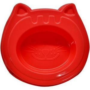 Comedero Gato-rojo