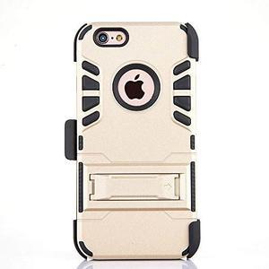 Iphone 7 Plus Case, Feitenn Doble Capa Resistente