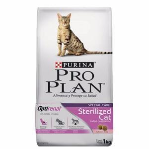 Proplan Cat Sterilized Gatos Esterilizados 3kg