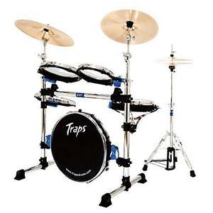 Traps Drums A400 Set De Batería Acústica Portátil