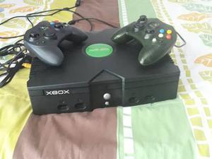 Xbox Clasico, 2 Controles Y 10 Juegos