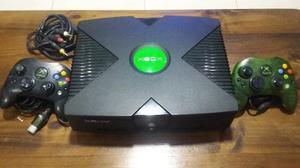 Xbox Clasico Con Disco Duro De 160 G