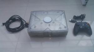 Xbox Clasico Cristal