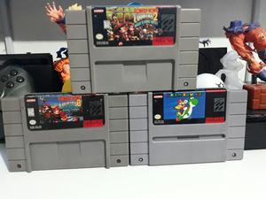 Dk 2 Dk 3 Super Mario World de Super Nin