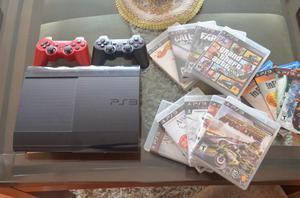 Playstation 3 2 Controles 10 Juegos
