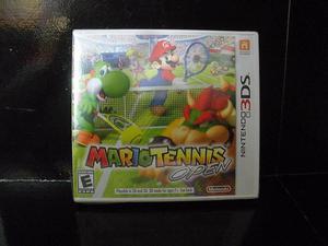 Vendo Juego Mario Tennis para Consola Nintendo 3DS Nuevo