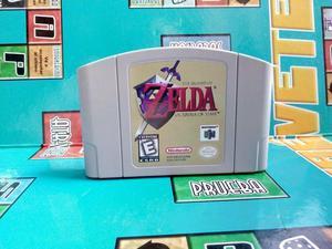 Vendo Juego The Legend of Zelda Ocarina para Consola