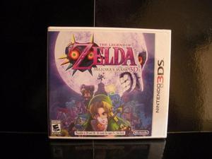 Vendo Juego Zelda Majoras Mask Moon para Consola Nintendo