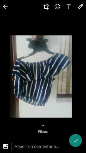 Blusa Talla M Nueva
