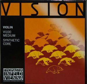 Encordado Para Violin Marca Thomastik Vision