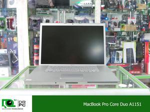 MacBook Pro Core Duo A