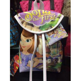 Morral De Moda Princesas Disney Chococat, Monedero Gratis
