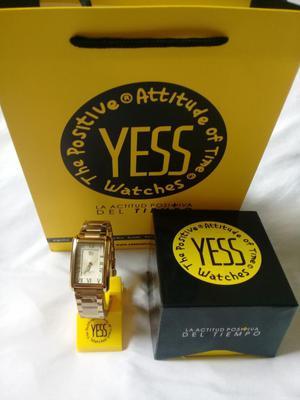 Reloj Yess de Caballero.