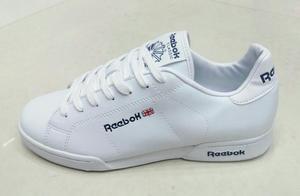 Tenis Reebok Clasico Blanco Envío Gratis