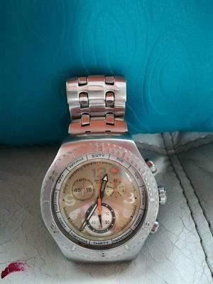 vencambio reloj swatch irony suizo.