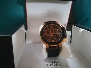 vencambio reloj tissot race original suizo.