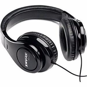 Audífonos Shure Srh240a Excelente Reproducción De Sonido