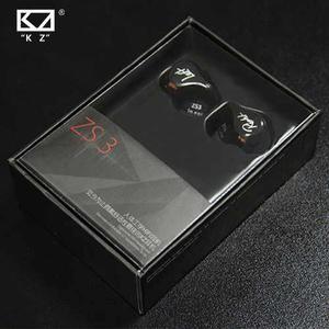 Audifonos In-ear Kz Zs3 (promoción) Nuevos