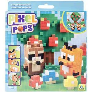 El Kit De Orbe Fábrica Pixel Pops Aventura En El !