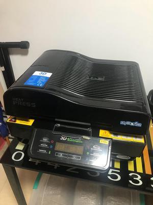 Maquina de Sublimacion 3D y Epson L220