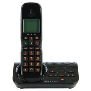 Teléfono Inalámbrico Alcatel 110 Negro