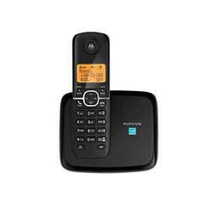 Teléfono Inalámbrico Motorola Dect 6.0 Con 1 Auricular