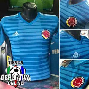 Camisa De Arquero Selección Colombia