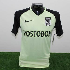 Camiseta Nike De Atletico Nacional Visitante
